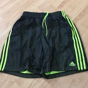 Adidas Men's Basketball athletic shorts size med
